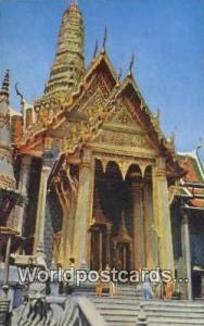 Bangkok Thailand Royal Pantheon  Royal Pantheon
