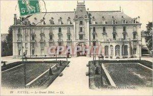 Old Postcard Vittel Grand Hotel