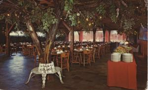Apple Grove Inn ~ Medina NY New York Interior Vintage Postcard