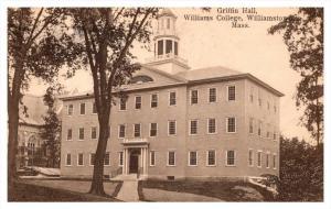8915  MA  Williamstown  Williams College, Griffin Hall