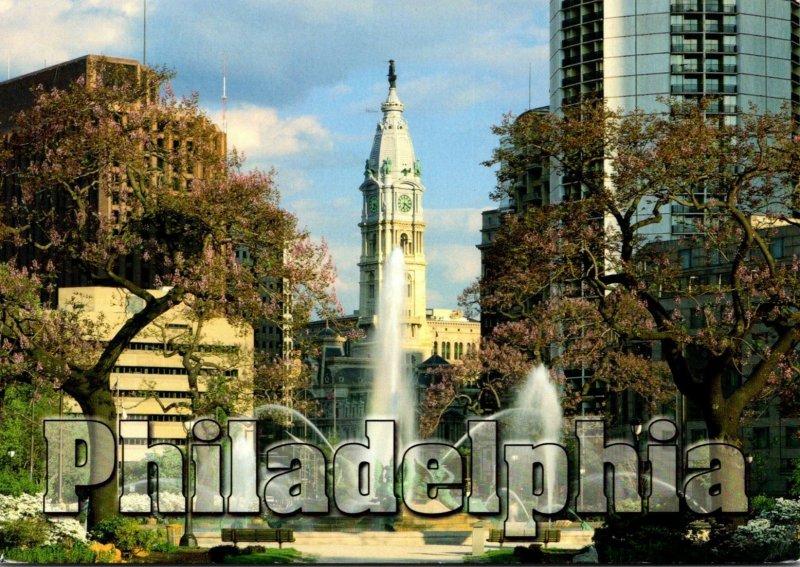 Pennsylvania Philadelphia City Hall 2000