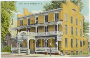 Hotel Sellen Palmyra NY New York, Linen