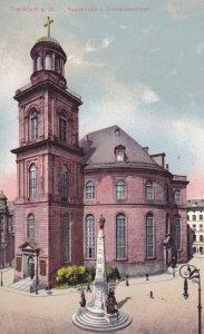 FRANKFURT A. M., Hesse, Germany, 1900-1910s; Paulskirche U. Einheitsdekmal