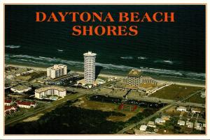 Florida Daytona Beach SHores Daytona Hilton and Peck Plaza