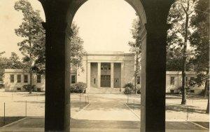 NY - Kings Point. U.S. Merchant Marine Academy, O'Hara Hall.   RPPC