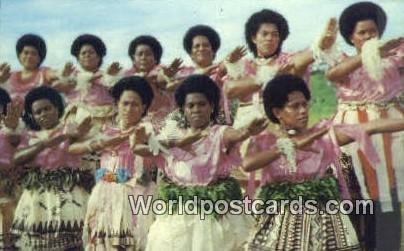 Fijian Meke Fiji, Fijian Unused