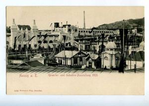 227099 CZECH 1903 year Usti nad Labem industrial exhibition