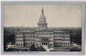 State Capitol, Lansing Mich