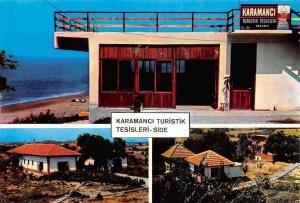 Turkey Karamanci Turistik Tesisleri Side Touristic Establissements