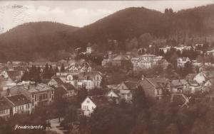 RP: FRIEDRICHRODA , Germany , PU-1927
