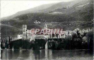 Modern Postcard The Hautecombe Abbey View of Lake
