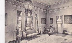 Virginia Mt Vernon Home Of George Washington A Corner Of The Banquet Hall-Alb...