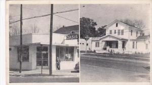 South Carolina Florence Oasis Restaurant &  Jones Guest House 1951