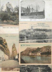Belgium - Dinant Postcard Lot of 18  01.01