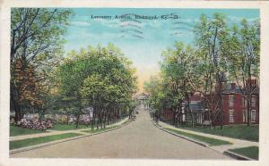 Lancaster Avenue, Richmond, Kentucky, PU-1941
