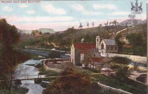 Near BUXTON, Derbyshire, England, 1900-1910´s; Miller's Dale