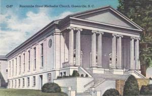 Buncombe Street Methodist Church, Greenville, South Carolina 19430-40s