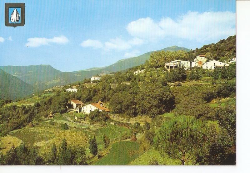 Postal 031226 : Montseny (Barcelona). Vista general al fondo el Matagalls