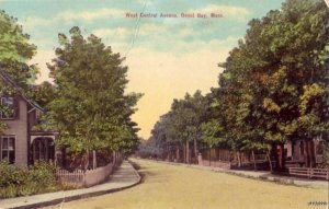 WEST CENTRAL AVENUE ONSET BAY, MA 1911
