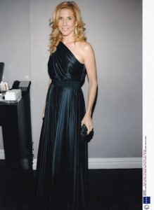 Monica Seles at Nica Picci Met Ball Party New York 2008 Tennis Press Photo
