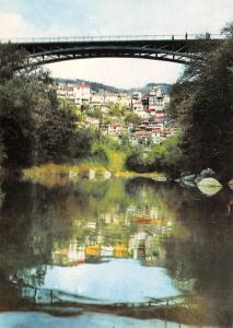 Bulgaria Tirnovo Le pont Stambolov Bruecke Bridge
