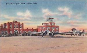 Nebraska Omaha New Municipal Airport
