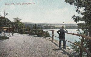 BURLINGTON, Vermont, 1900-10s; Queen City Park