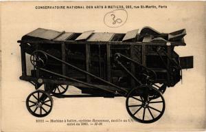 CPA PARIS (3e) - CNAM - Machine á battre (219003)
