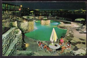 Swimming Pool,The Chariot Inn,Austin,TX BIN