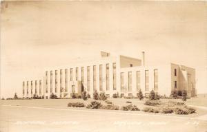 D4/ Virginia Minnesota Mn Real Photo RPPC Postcard 1944 Municipal Hospital