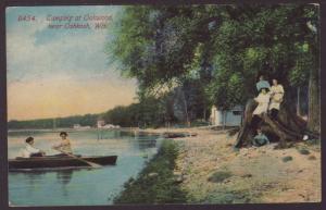 Camping at Oakwood Near Oshkosh,WI