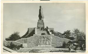Bulgaria, Plovdiv, Le Monument a l'Armee Sovietique