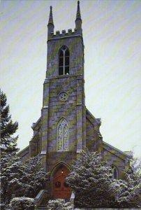 Trinity Episcopal Church Newtown Connecticut
