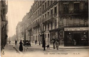 CPA PARIS (16e) 1122 Rue Erlanger (536657)