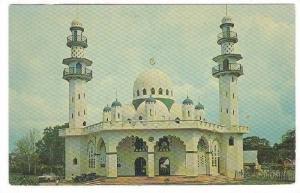 Mohammed Jinnah Memorial Mosque, Trinidad, W. I. 1940-1960s