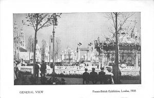 Franco-British Exhibition, General View, London 1908