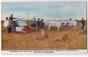 Roumania - Internation Harvester Co