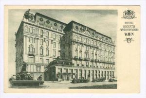 Hotel Krantz-Ambassador , Austria , 00-10s Grand Hotel