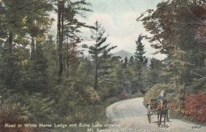 NORTH CONWAY, NH, 00-10s; Road to White Horse Ledge & Echo Lake, Mt. Kearsarge