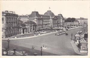 Belgium Brussels Palais du Roi