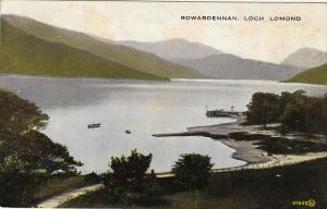 Rowardennan, LOCH LOMOND, Scotland, UK, 1900-1910s