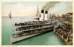 MI - Detroit. SS Tashmoo