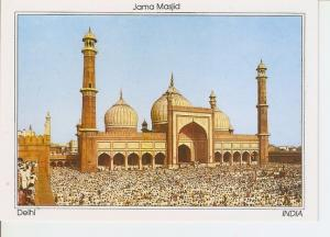 Postal 047243 : Jama Masjid Delhi India