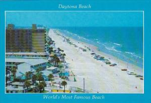 Florida Daytona Beach World's Most Famous Beach