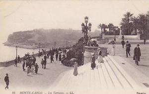 Les Terrasses, Monte-Carlo, Monaco, 1900-1910s