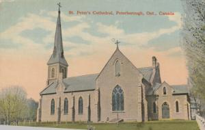 PETERBOROUGH , Ontario , 00-10s ; St. Peter's Cathedral