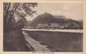 Rhien und Siebengebirge, Rhineland-Palatinate, Germany, 10-20s
