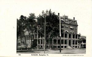VT - Montpelier. Pavilion Building