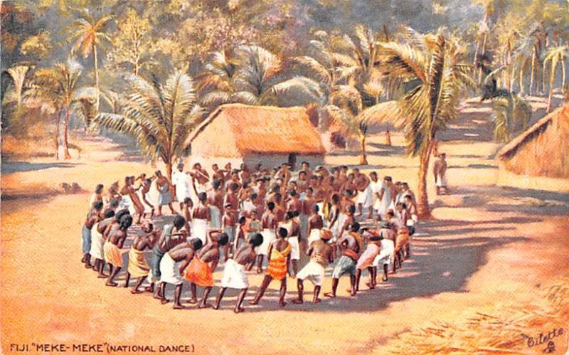 Fiji Meke Meke, National Dance  Meke Meke, National Dance