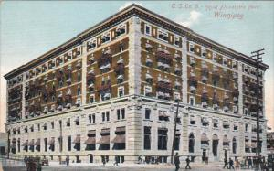 Canada Royal Alexandria Hotel Winnipeg Manitoba